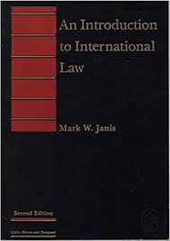 An Introduction to International Law: Janis, Mark W.: 9780316457699:  Amazon.com: Books