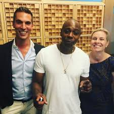 """Mary Louise Kelly on Twitter: """"Looked up and this guy was wandering into  studio 31 in the middle of @npratc cc: @arishapiro @DaveChappelle… """""""