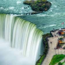 beautiful heart touching niagara falls
