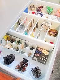 organized jewelry drawer jewelry