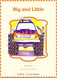 Big and Little (Carousel Readers): Beryl Smith: Amazon.com: Books