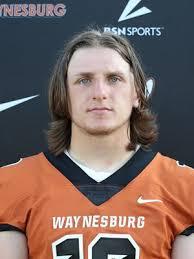 Aaron Gray - Football - Waynesburg University Athletics