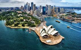 hd wallpaper sydney harbour australia