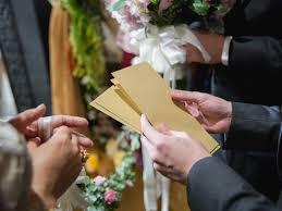 wedding registry india western