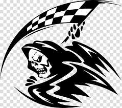 Monster Energy Logo Death Decal Sticker Car Racing Auto Racing Monster Energy Nascar Cup Series Transparent Background Png Clipart Hiclipart