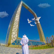 dubai frame interesting facts