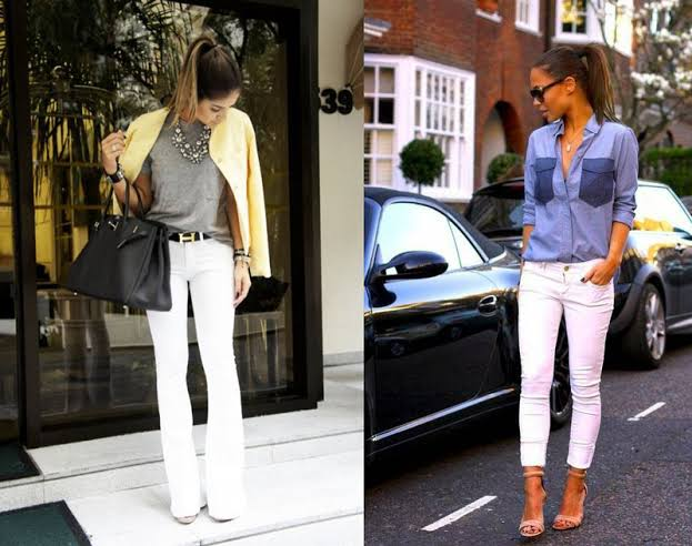 combinar pantalones outfits