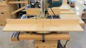 Small Zero Clearance Miter Saw Fence Shop Tricks Tips Ibuildit Ca