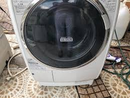 Máy giặt Hitachi BD-V5400 9KG sấy 6kg đời 2012