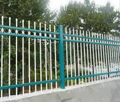 China Wrought Iron Fence Palisade Fence Manufacturers And Suppliers Fuhai