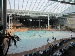 kalahari resort largest indoor water
