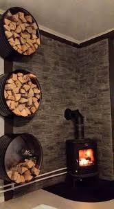 wood burning fireplace wood stove