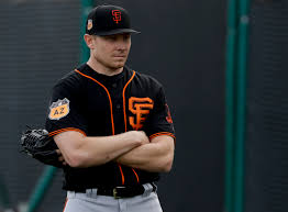Giants' Mark Melancon: a closer who's open to sports science – The ...