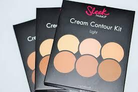 sleek makeup cream contour kit review