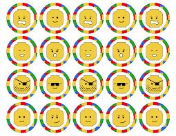 Fiesta De Cumpleanos De Lego Decoracion Para Imprimir