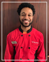 Spotlight on Chef Tony Johnson! - Garden View Care Center