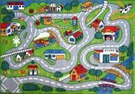 Kids Rugs Adding Some Fun To Your Child S Room Design Bookmark 4771