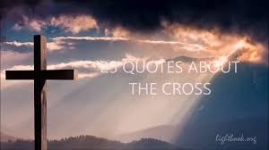 best saint quotes ❤️ about jesus death on the cross