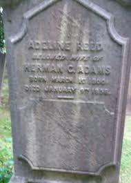 Adeline Reed Adams (1800-1858) - Find A Grave Memorial