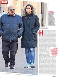 Giancarlo Magalli ha una fidanzata di 22 anni? No, è solo un'amicizia -  Foto Tgcom24