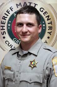 Cullman County Sheriff's Office K-9 Deputy Adam Clark ...