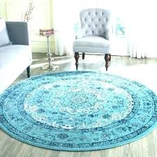 small round area rugs circular rug
