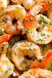 Garlic Butter Shrimp Scampi - Cafe Delites