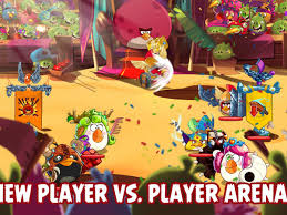 New PvP Mode Comes to Angry Birds Epic, Holiday Season Event to ...