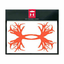 Under Armour Decals Stickers Vinyl Art For Sale In Stock Ebay
