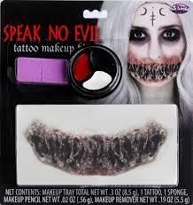speak no evil makeup kit by