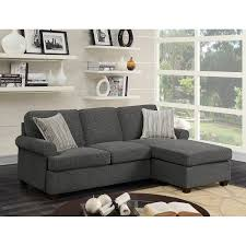 gray chaise sofa bed tranquility rc
