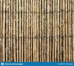 Wooden Twig Stalks Garden Fence Background Stock Image Image Of Twine Wooden 144385179