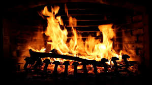 49 ling fireplace wallpaper on