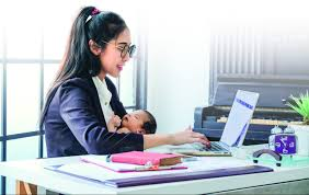 Cabaran Ibu Bekerja - Positive Parenting