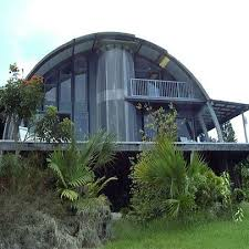 simple to build cozy quonset hut home ideas