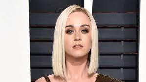 edgy makeup and platinum hair