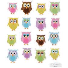 Bright Owl Stickers Hobby Lobby 482810