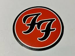 Foo Fighters Vinyl Decal Sticker Car Truck Window Band Logo Music 71010