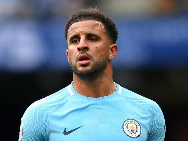 Image result for kyle walker""