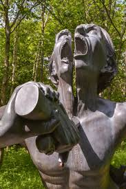 victor s way indian sculpture park a