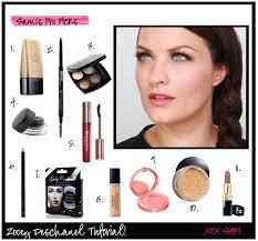 zooey deschanel makeup tutorial