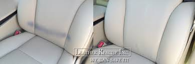 leather rescue inc leather repair