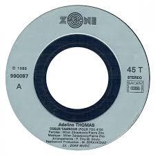 45cat - Adeline Thomas  - Coeur Tambour (Pour Toi) / Coeur ...
