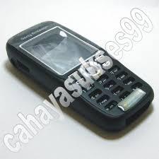 Casing Sony Ericsson K508 Black Doff ...