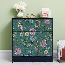 Amazon Com Alwayspon Self Adhesive Dresser Sticker Peel And Stick Furniture Stickers Decals Removable Furniture Skin 007 Malm Home Kitchen