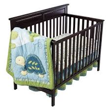 target cocalo 8pc crib set turtle