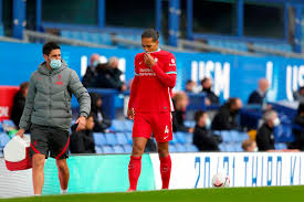 Van Dijk injury causes concern for ...
