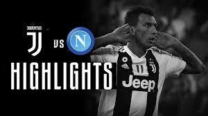 HIGHLIGHTS: Juventus vs Napoli - 3-1