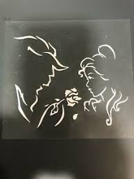 Beauty And The Beast Car Decal Ebay