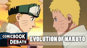 Evolution of Naruto in Anime in 16 Minutes (2018) - YouTube
